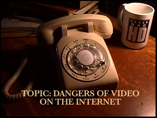 HD LAB Phone - Dangers of Video