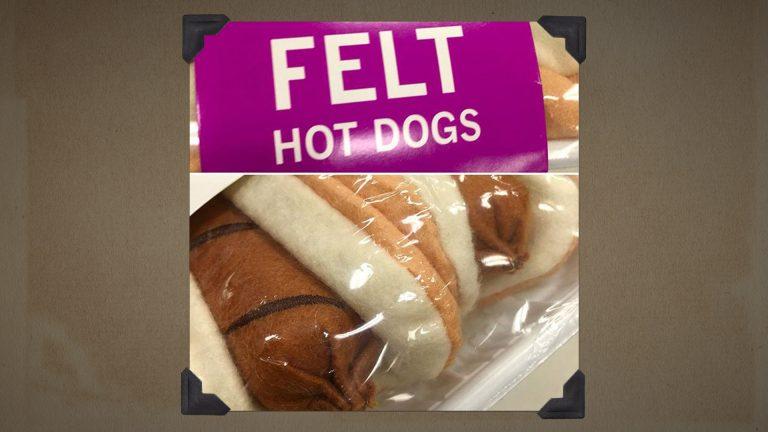 Felt Dogs Evidence